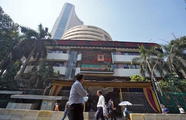 व्यापार : शुरुआती बढ़त के बाद कमजोर हुआ शेयर बाजार