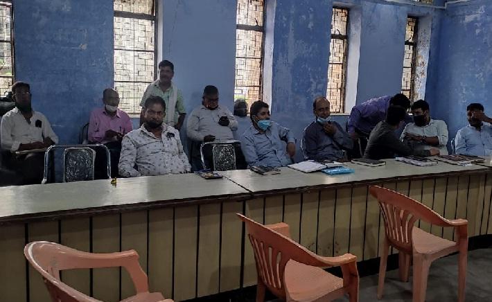 Balrampur News: तहसील दिवस में हुआ चार शिकायतों का निपटारा