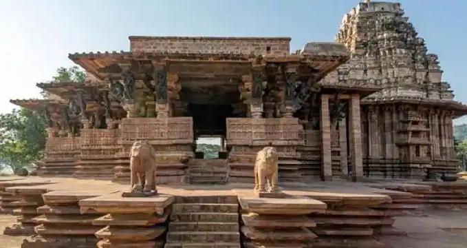 रामप्पा मंदिर को यूनेस्को ने माना विश्व धरोहर स्थल