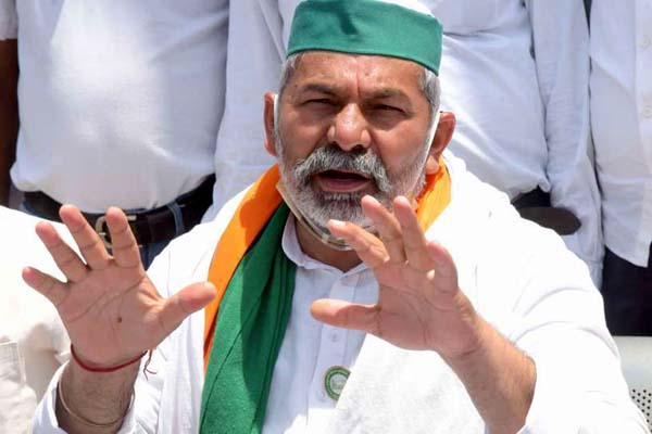 राज्य : राकेश टिकैत ने बड़ा बयान, दिल्ली की तरह लखनऊ की भी होगी चारों तरफ से घेराबंदी