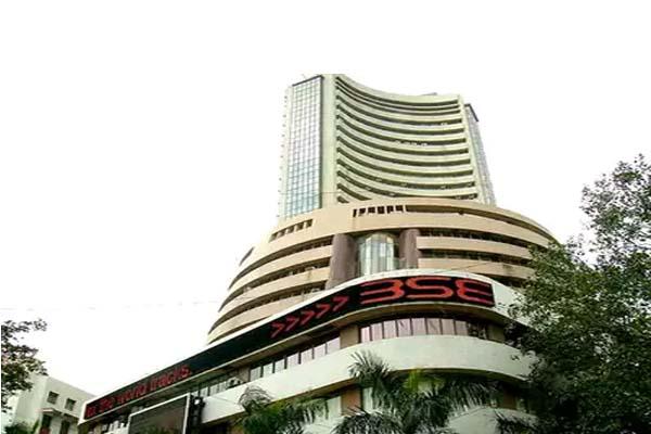 व्यापार : शेयर बाजार में सपाट कारोबार
