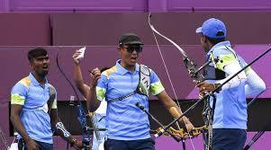 ओलंपिक तीरंदाजी : भारतीय पुरुष टीम की पदक उम्मीद खत्म, कोरिया ने 6-0 से हराया