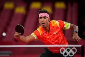 टोक्यो ओलंपिक : टेबल टेनिस में भारत की पदक की उम्मीदें जिंदा, तीसरे दौर में पहुंचे शरत कमल