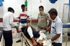 UP News : पुलिस मुठभेड़ में घायल लुटेरा, नहीं भेजा जा सका जेल