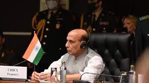 राष्ट्रीय : रक्षा मंत्री दुशांबे के 3 दिवसीय दौरे पर रवाना, एससीओ रक्षा मंत्रियों की बैठक में लेंगे हिस्सा
