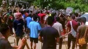राज्य : असम-मिजोरम के बीच सीमा पर खूनी खेल 6 की मौत