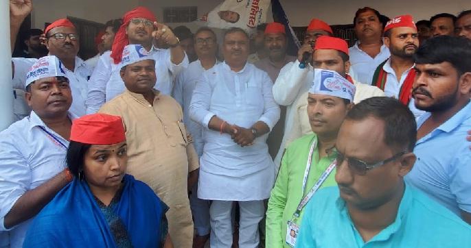 Gonda News: सपा की धरोहर हैं पंडित सिंह-संजय