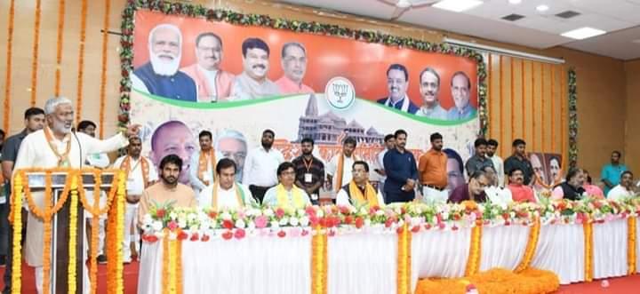 300 से अधिक सीट जीत कर फिर बनाएंगे भाजपा की सरकार : केशव प्रसाद मौर्या