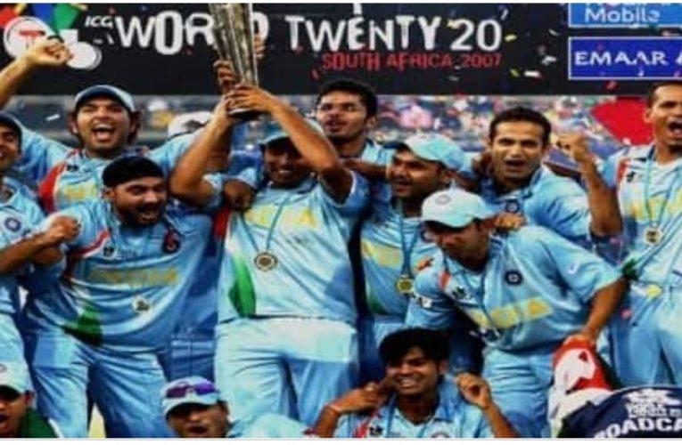 यादों के झरोखे से : 14 साल पहले धोनी की अगुवाई में भारत ने जीता था टी-20 विश्व कप का खिताब